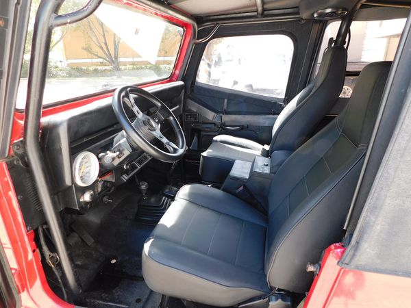 1994 Jeep Wrangler Sport YJ
