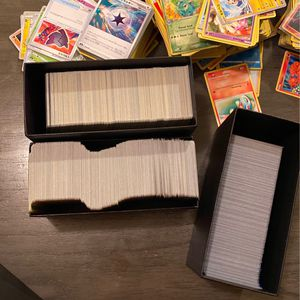 3000+ Pokémon Cards For Sale Buyer Takes All for Sale in Arvada, CO