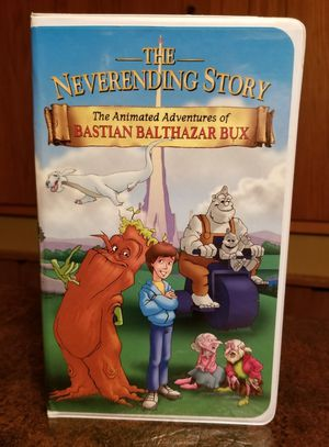 The Neverending Story Animated VHS for Sale in Victoria, MN