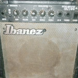 Ibanez Amp IBZ10G for Sale in Swansea, SC