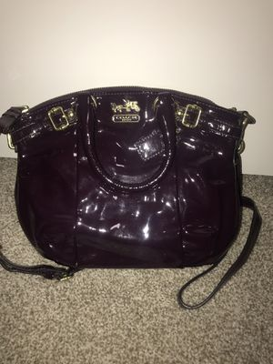 Coach purse + wallet for Sale in Santa Ana, CA