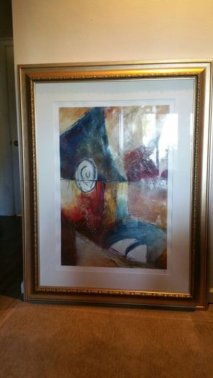 Painting with frame for Sale in Scottsdale, AZ