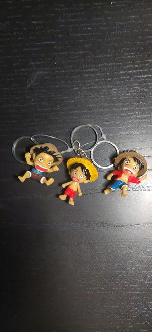 One Piece - Luffy Keychain for Sale in Anaheim, CA