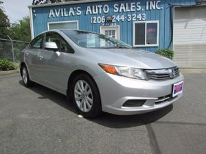 2012 Honda Civic Sdn for Sale in Burien, WA
