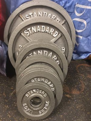 Olympic Weight Set for Sale in Cheshire, CT