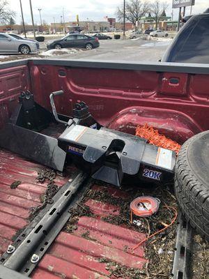 5th wheel 20k for Sale in Harper Woods, MI