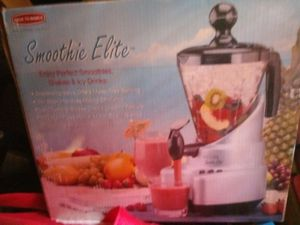 Smoothie Elite Smoothie Maker for Sale in Murfreesboro, TN