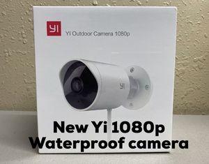 New Yi Outdoor Waterproof Camera / nest / ecobee / ring doorbell / Wyze cam for Sale in Oak Lawn, IL