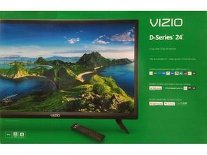 "VIZIO D-series 24"" HD LED Smart TV (D24h-G9) for Sale in Gastonia, NC"