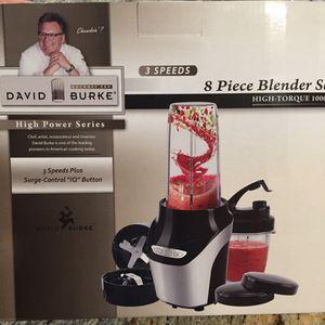 New in box David Burke blender for Sale in Costa Mesa, CA