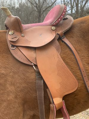 Barrel saddle for Sale in Knoxville, TN