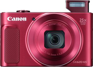 Canon PowerShot SX620 HS Red (with carrying case) for Sale in Washington, DC
