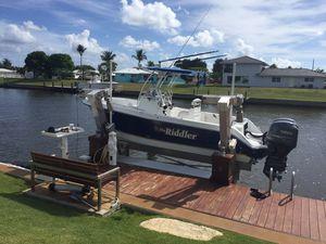 2006 polar 23 cc open fisherman!!!!!!!!!! for Sale in West Palm Beach, FL