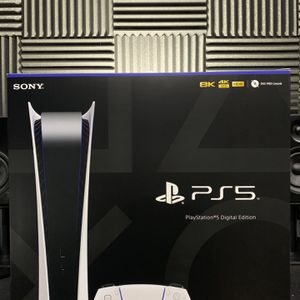 Brand New! PlayStation 5 Digital Edition for Sale in Hayward, CA