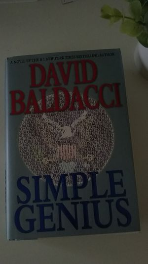 Book by David Baldacci NWOT for Sale in Raytown, MO