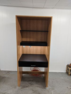Individual Desk with lamp for Sale in Sandy, UT