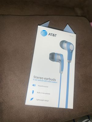 AT&T Earbuds for Sale in Fresno, CA
