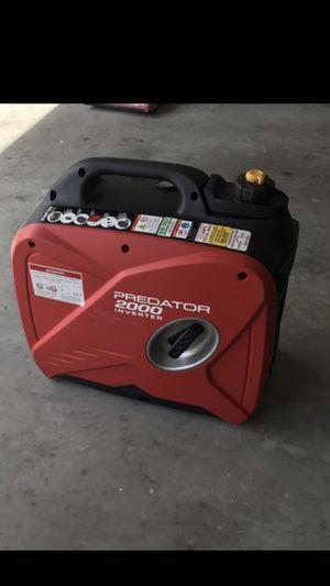 2000 watt Super Quiet Inverter Generator for Sale in Haines City, FL