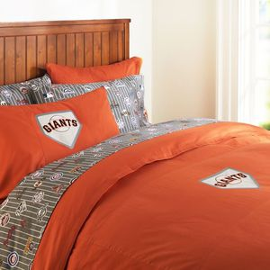 San Francisco giants full queen size duvet and pillow case for Sale in Sloughhouse, CA