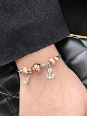 ArtC Woman 925 Sterling Silver Bracelet for Sale in Austin, TX