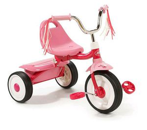 Radio Flyer , Ready to Ride Folding Trike , bike , pink for Sale in Orlando, FL