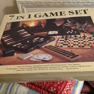 7 In One Board Games for Sale in Manchester Township, NJ