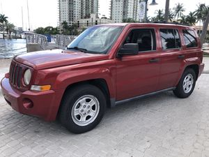 2009 Jeep Patriot for Sale in Fort Lauderdale, FL