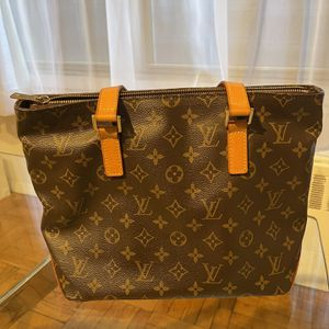 Authentic Louis Vuitton Monogram Cabas Piano for Sale in New York, NY
