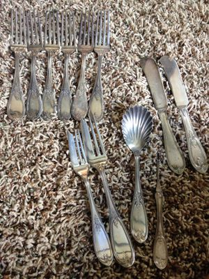 2 Silverware (silver plate) mini-sets (buy what you want) for Sale in Enon Valley, PA