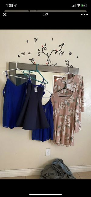 Charlotte russet clothing for Sale in Phoenix, AZ