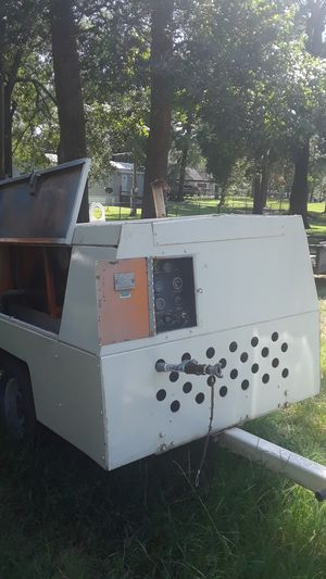Sullivan 175 air compressor for Sale in Conroe, TX