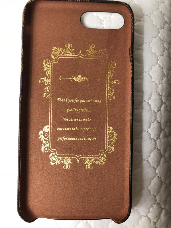 IPhone Luxury Leather Case