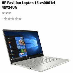 HP Pavilion Laptop i7 touchscreen Win10 for Sale in Columbus, OH