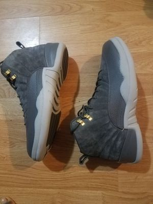 Brand New Jordan 12s cool greys size 11 for Sale in Silver Spring, MD