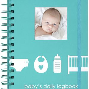 BRAND NEW Baby's Daily Logbook With Picture Slot On Cover! Hardback for Sale in Atco, NJ