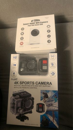 Sorts camera and security camera for Sale in Anaheim, CA
