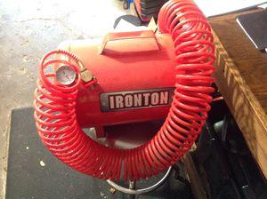 5 gallon portable air tank for Sale in Bettendorf, IA