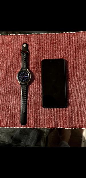 Google pixel 3 XL and Samsung Galaxy watch Bundle for Sale in Columbia, SC