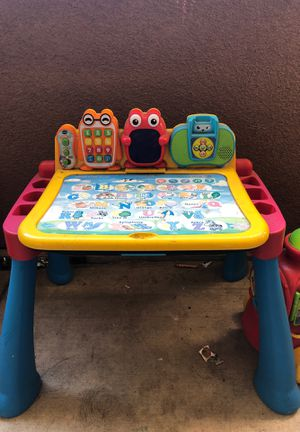 vtech toy for Sale in Fontana, CA
