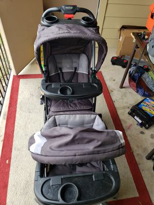 Double stroller for Sale in San Antonio, TX