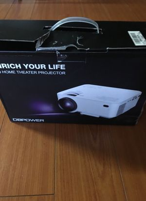 Mini projector for Sale in La Habra, CA