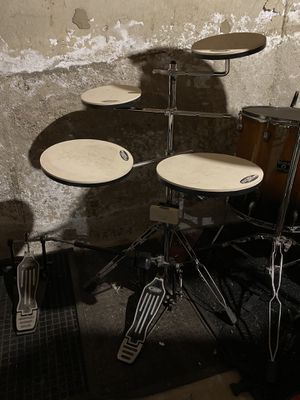 DW Practice Pad Drum Kit for Sale in West Haven, CT