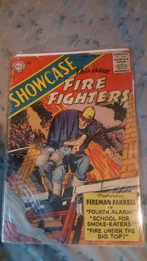 Showcase [ Fire Fighters # 1 ] for Sale in Jackson, MS