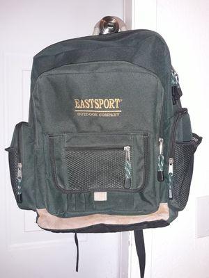 Backpack Dark green and black for Sale in San Diego, CA