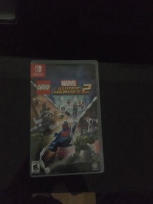 Nintendo Switch LEGO Marvel Super Heroes 2 for Sale in Skokie, IL