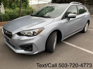 2018 Subaru Impreza loaded, 2015 2016 2017 outback forester for Sale in Portland, OR