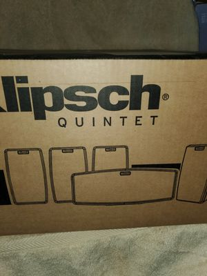KLIPSCH QUINTET for Sale in Modesto, CA