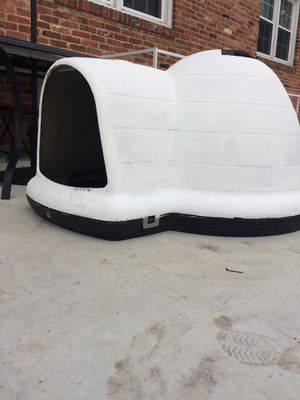 Out door waterproof dog house for Sale in Silver Spring, MD