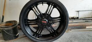 super clean 22x9.5 wheels 5x5 and 5x 4 3/4 b body g body fitment for Sale in Las Vegas, NV