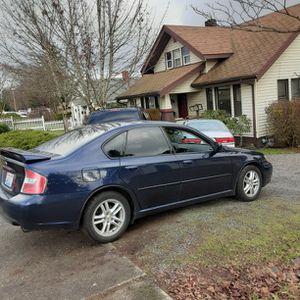 05 Subaru Legacy. 4cyl..5 Speed Manual..183,000 Miles for Sale in Bremerton, WA